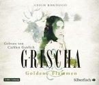 Goldene Flammen / Grischa Trilogie Bd.1 (5 Audio-CDs)