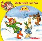 Winterspaß mit Pixi, 1 Audio-CD