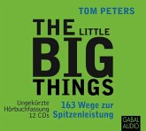 The Little Big Things, 12 Audio-CDs