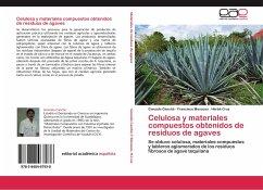 Celulosa y materiales compuestos obtenidos de residuos de agaves