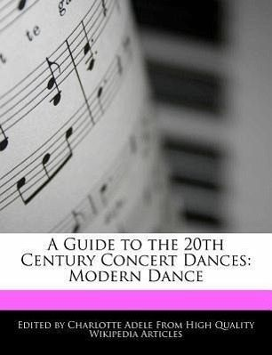 Dance traced throughout the 20th century