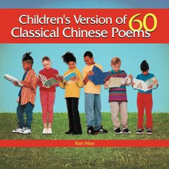 Children's Version of 60 Classical Chinese Poems - Mao, Xian
