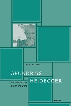 Grundriss Heidegger - Vetter, Helmuth