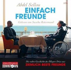 Einfach Freunde, 2 Audio-CDs - Sellou, Abdel