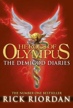 the demigod diaries heroes of olympus von rick riordan