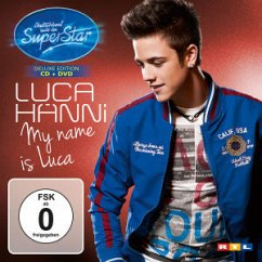 My Name Is Luca (Deluxe Edt.) - DSDS, Deutschland sucht den Superstar Luca Hänni