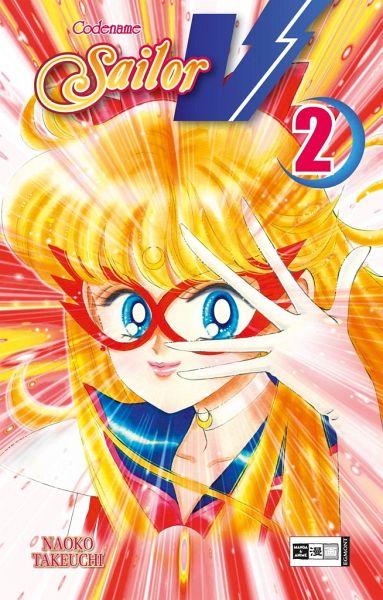 Buch-Reihe Codename Sailor V
