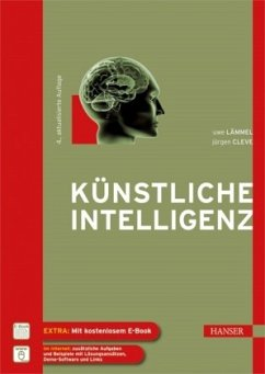 Künstliche Intelligenz - Lämmel, Uwe; Cleve, Jürgen