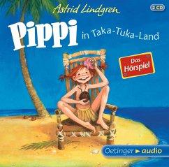 Pippi in Taka-Tuka-Land, 2 Audio-CDs - Lindgren, Astrid
