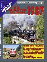 EK-Themen 49: Die DR vor 25 Jahren - 1987