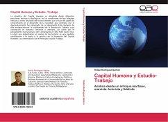 Capital Humano y Estudio- Trabajo