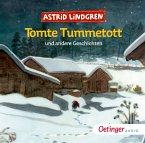 Tomte Tummetott und andere Geschichten (1 Audio-CD)