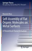 Self-Assembly of Flat Organic Molecules on Metal Surfaces