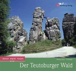 Teutoburger Wald - Otto, Werner; Kaack, Ulf