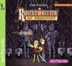 Das Burggespenst / Robert und die Ritter Bd.3 (2 Audio-CDs)
