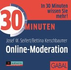 30 Minuten Online-Moderation, 1 Audio-CD