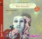 Starke Stücke, Wolfgang Amadeus Mozart: Don Giovanni, 2 Audio-CDs