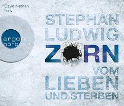 Zorn - Vom Lieben und Sterben / Hauptkommissar Claudius Zorn Bd.2 (6 Audio-CDs) - Ludwig, Stephan