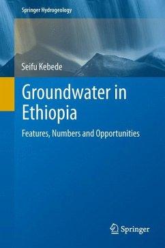 Groundwater in Ethiopia - Kebede, Seifu