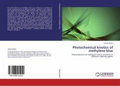Photochemical kinetics of methylene blue