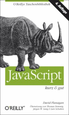 JavaScript - kurz & gut - Flanagan, David