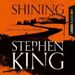Shining (MP3-Download) - King, Stephen