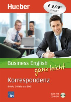 Business English ganz leicht Korrespondenz - Briefe, Emails und SMS - Baddock, Barry; Vrobel, Susie