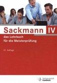 Sackmann 4- das Lehrbuch für die Meisterprüfung