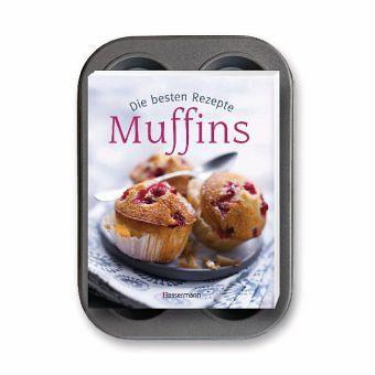 muffins die besten rezepte buch. Black Bedroom Furniture Sets. Home Design Ideas