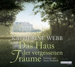 Das Haus der vergessenen Träume (6 Audio-CDs) - Webb, Katherine