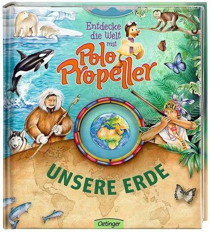 Buch-Reihe Entdecke die Welt mit Polo Propeller