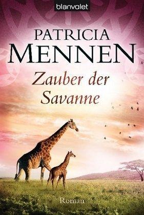Buch-Reihe Afrika-Saga von Patricia Mennen