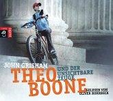 Theo Boone und der unsichtbare Zeuge / Theo Boone Bd.1 (4 Audio-CDs)