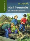 Drei dramatische Erlebnisse / Fünf Freunde Sammelbände Bd.12