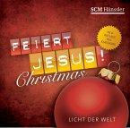 Feiert Jesus! Christmas - Licht der Welt, 1 Audio-CD