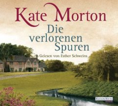 Die verlorenen Spuren, 6 Audio-CDs - Morton, Kate