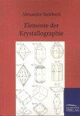 Elemente der Krystallographie