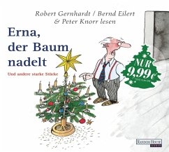 Erna, der Baum nadelt, 1 Audio-CD - Gernhardt, Robert