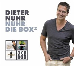 Nuhr die Box 2, 3 Audio-CDs - Nuhr, Dieter