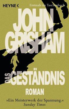 Das Geständnis - Grisham, John