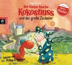 Der kleine Drache Kokosnuss und der große Zauberer / Die Abenteuer des kleinen Drachen Kokosnuss Bd.3, Audio-CD
