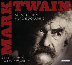 Meine geheime Autobiographie, 4 Audio-CDs - Twain, Mark