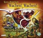 Wachen! Wachen! / Scheibenwelt Bd.8 (6 Audio-CDs)