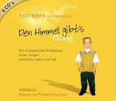 Den Himmel gibt's echt, 4 Audio-CDs