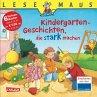 Kindergarten-Geschichten, die  …