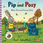 Das Gruselmonster / Pip und Posy Bd.3
