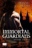 Düstere Zeichen / Immortal Guardians Bd.1