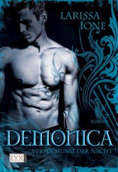 Versuchung der Nacht / Demonica Bd.4 - Ione, Larissa