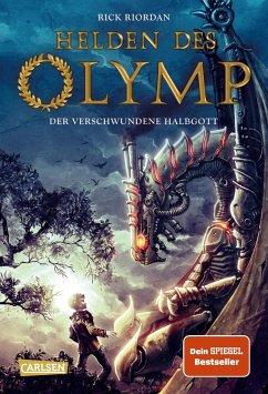 Der verschwundene Halbgott / Helden des Olymp Bd.1 - Riordan, Rick