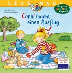 Conni macht einen Ausflug / Lesemaus Bd.136